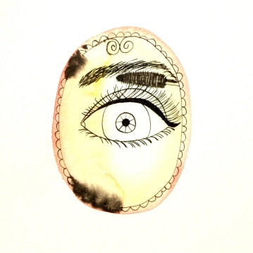 30 Illustration maquillage